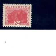 AUSTRIA1932: Michel534 Mnh** Cat.Value$22 - Ongebruikt