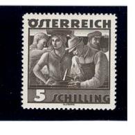 AUSTRIA1934: Michel587 Mnh** Cat.Value$72 - Ongebruikt