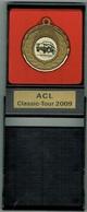 Luxembourg Médaille ACL (Classic Tour)2009 - Entriegelungschips Und Medaillen