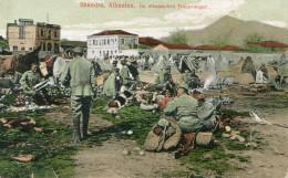 ALBANIE(SHKODRA) TYPE - Albania