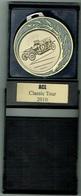 Luxembourg Médaille ACL (Classic Tour)2010 - Entriegelungschips Und Medaillen