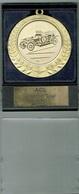 Luxembourg Médaille ACL (Classic Tour)2012 - Entriegelungschips Und Medaillen