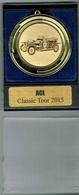 Luxembourg Médaille ACL (Classic Tour)2015 - Entriegelungschips Und Medaillen