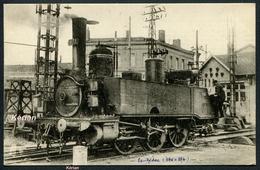 Les Locomotives Du Sud-Ouest (Ex-Midi) - N° 1418 - Machine-tender N°374 (030 TA) - Edit. H. M. P. - Voir 2 Scans - Trains