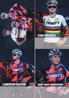 Cyclisme, 4 Cp Trinity 2019-2020 - Cycling