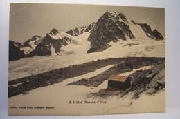 CABANE  D' ORNY   -( En L'état ) - VS Valais