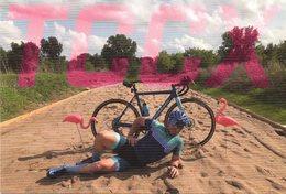 Cyclisme, Tyler Cloutier - Wielrennen