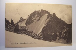CABANE  DUPUIS  Et Le PORTALET - VS Valais