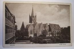 EMDEN   - Grosse  Kirche - Esens