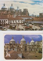 Cuenca, 2 Cartes Postales Non Circulée. Equateur. - Equateur