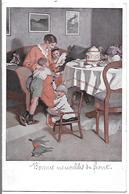Illustrateur Wennerberg.B - Wennerberg, B.
