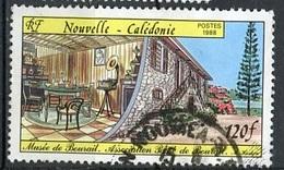 Nouvelle Calédonie - Neukaledonien - New Caledonia 1988 Y&T N°558 - Michel N°829 (o) - 120f Musée De Bourail - Used Stamps