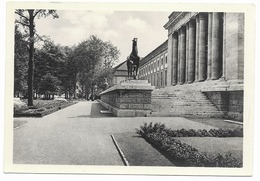 Berlin  - Jardin De La Chancellerie  - époque III Reich - Germany