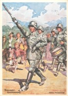 """Deutschland - """" Die Postkarte Der Wehrmacht"""" - Soldatentag München 15-Mai-1938 - Deutschland"""
