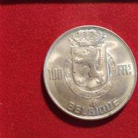 Belgio 100 Franchi 1950 - 06. 100 Franchi