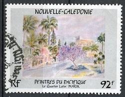 Nouvelle Calédonie - Neukaledonien - New Caledonia 1988 Y&T N°567 - Michel N°838 (o) - 92f œuvre De Marik - Used Stamps