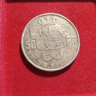 Belgio 50 Franchi 1939 - 08. 50 Franchi
