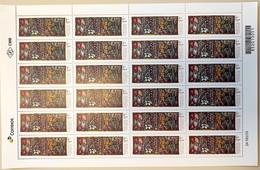 Brazil Stamp C 3877 Selo Relações Diplomáticas Brasil Finlândia Arte 2019 Folha RT BY EILA AMPULA FINLAND SHEET - Brazilië