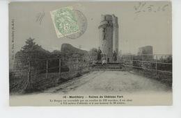 MONTLHERY - Ruines Du Château Fort - Montlhery