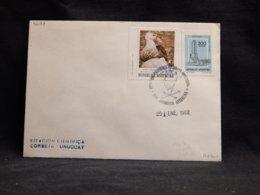 Argentina 1982 Estacion Cientifica Corbeta Uruguay Cover__(L-32183) - Briefe U. Dokumente