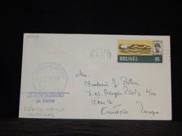 Brunei 1977 Bandar Seri Begawan K.D. Saleha Cover__(L-33447) - Brunei (...-1984)