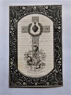 Révérende Soeur Marie-Xavier (Voirin) 1809-1853 (Champion) / Belle Gravure Pieuse - Décès