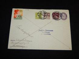 Denmark 1948 Köbenhavn Stationery Envelope__(L-31548) - Postwaardestukken