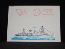 Finland 1993 Pitney Bowes 2.30mk Specimen Cover__(L-33630) - Finlande
