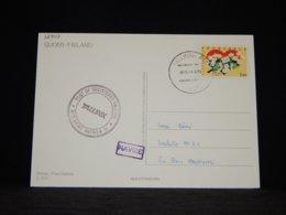 Finland 2000 Tallinn M/S Saint Patrick II Navire Card__(L-32907) - Finnland