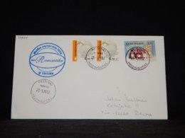 Finland 2002 Helsinki M/S Romantika Cover__(L-32624) - Briefe U. Dokumente