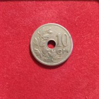 Belgio 8 Monete Differenti - Belgio