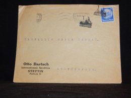 Germany 1932 Ship Cancellation Cover To Finland__(L-32322) - Covers & Documents
