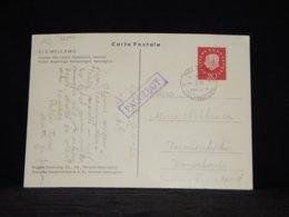 Germany BRD 1960 Helsinki Paquebot Card__(L-32903) - [7] Federal Republic