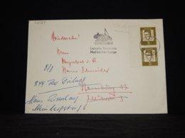 Germany BRD 1962 Vaasa Ship Mail Cover To Germany__(L-32327) - Brieven En Documenten