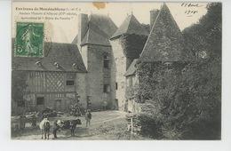 """MONDOUBLEAU (environs) - Ancien Manoir D' ALLERAY Surnommé """"Le Bijou Du Perche """" - Sonstige Gemeinden"""