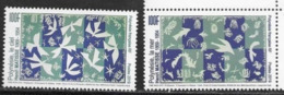 FRENCH POLYNESIA, 2019, MNH, MATISSE, THE SKY,  THE SEA, BIRDS, FISH, 2v - Architecture