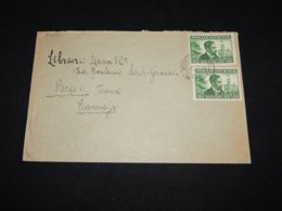 Lithuania 1940's Cover To France__(L-31657) - Litauen