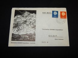 Netherlands 1961 Air Mail Cover To Pakistan__(L-31492) - 1949-1980 (Juliana)