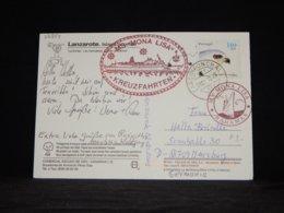 Portugal 2003 Funchal MS Mona Lisa Card__(L-32854) - 1910 - ... Repubblica