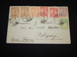 Romania 1923 Caracal Cover To France__(L-31366) - 1918-1948 Ferdinand, Carol II. & Mihai I.
