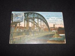 Saargebiet 1920's Postcard To Finland__(L-31779) - 1920-35 Società Delle Nazioni