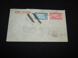 Senegal 1935 Air Mail Cover To Switzerland__(L-31937) - Luftpost