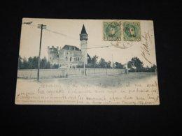 Spain 1902 Postcard To Denmark__(L-31868) - Briefe U. Dokumente