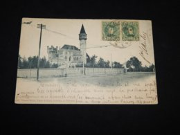 Spain 1902 Postcard To Denmark__(L-31868) - 1889-1931 Royaume: Alphonse XIII