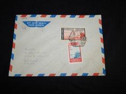 Spanish Morocco 1952 Air Mail Cover To Switzerland__(L-32047) - Spanisch-Marokko