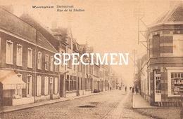 Statiestraat -  Waregem - Waregem