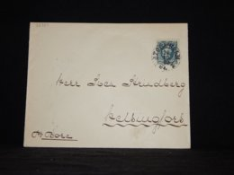 Sweden 1898 Stockholm Bore Ship Mail Cover__(L-32351) - Covers & Documents