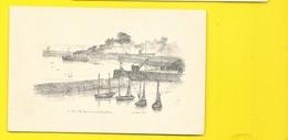 FOLKESTONE Dessin The Harbour (Judges) Kent - Folkestone
