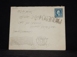 USA 1920 Paquebot To Switzerland__(L-32952) - United States
