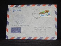 USA 1981 Bermuda S.S. Volendam Paquebot Cover__(L-34305) - United States